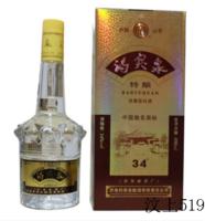 山东特产趵突泉白酒 趵突泉特酿34度浓香型