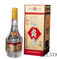 山东趵突泉白酒 趵突泉精品特酿52% 五星精品